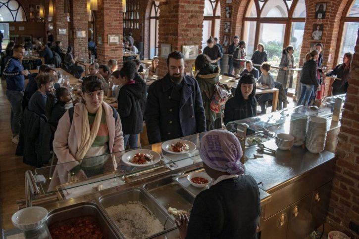 Il cibo, la ricetta del dialogo
