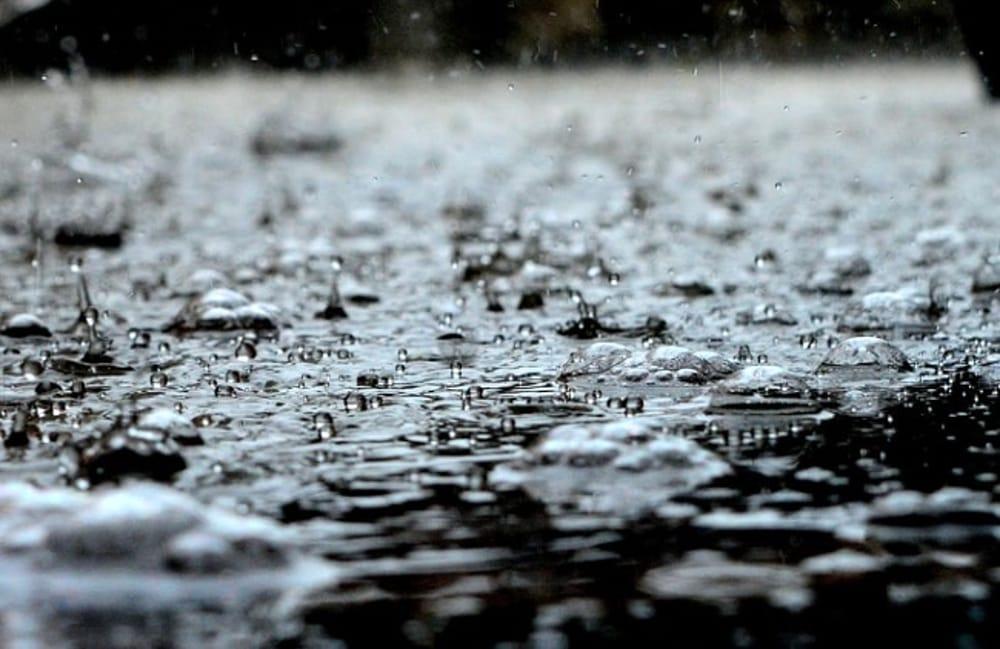 L'arrivo del maltempo salva le campagne dalla siccità