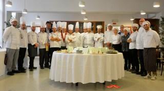La festa del cuoco, Chef Gabriele Grossi Giudici e Partecipanti Professionisti