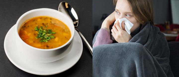 L'influenza si previene e combatte anche a tavola