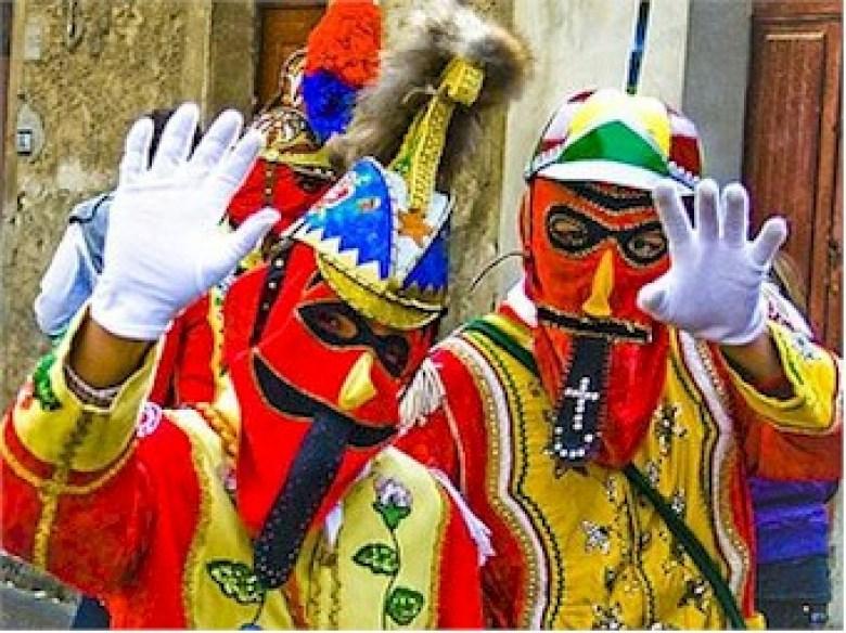 """Festa dei Giudei a San Fratello """"sbirrijan"""""""