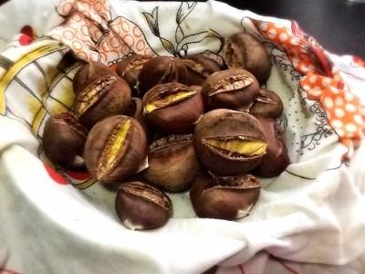 Caldarroste (al forno)