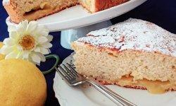 Nua Lemon card cake