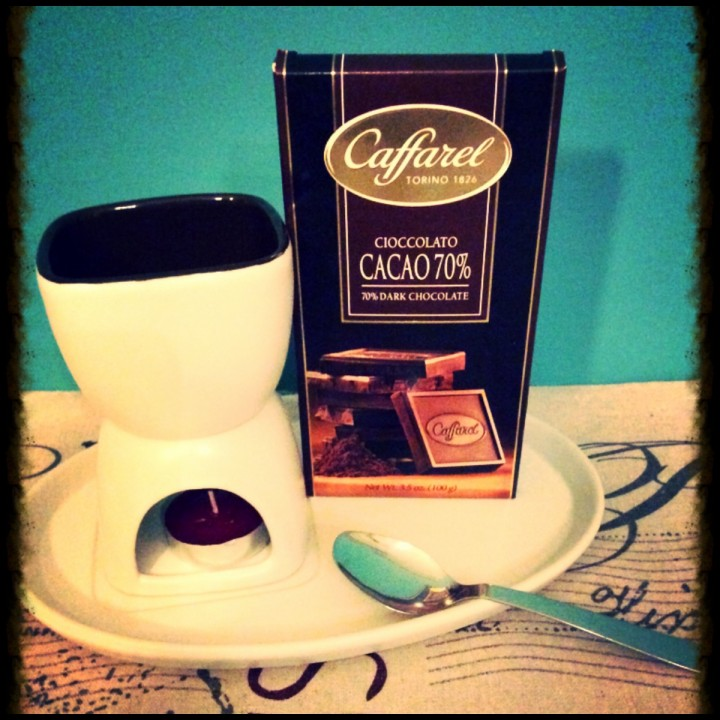 Cioccolata calda  Una cucina da single