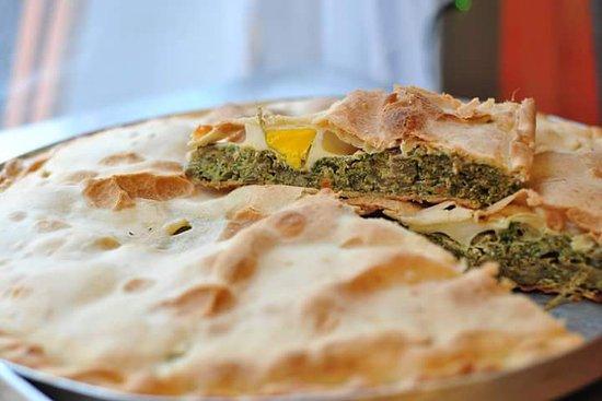 Torta Pasqualina  Una cucina da single