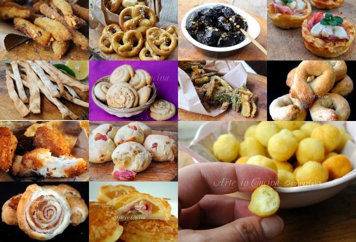 Stuzzichini per aperitivo ricette sfiziose capodanno  Arte in Cucina