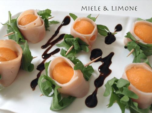 Caramelle di melone – ricetta estiva