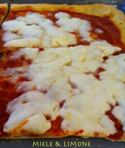 Pizza in teglia – ricetta impasto base