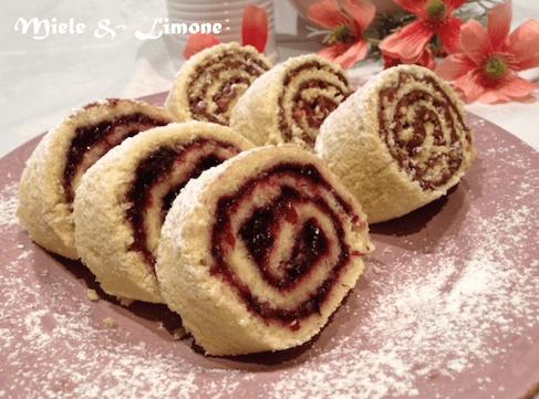 Girelle Golose – ricetta dolce