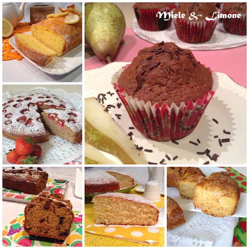 Dolci alla frutta – raccolta ricette facili e golose