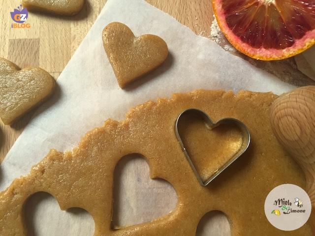 Pasta Frolla di farro all'arancia – ricetta base (vegan)