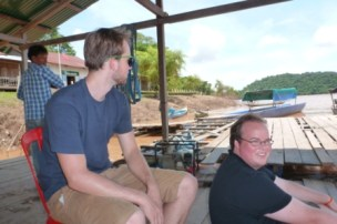 "Beobachtungsplattform ""in Kambodscha"""