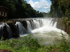 jeder Wasserfall hat seine eigenen Reize