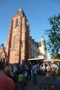 Der Dom in Wetzlar