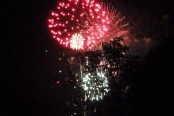 Feuerwerk der Gefühle.....