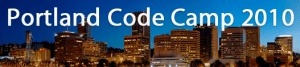 Portland Code Camp