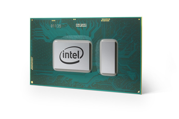 Intel unveils the 8th Gen