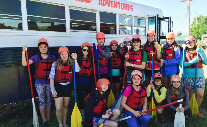 Girl Scout Adventures in Colorado
