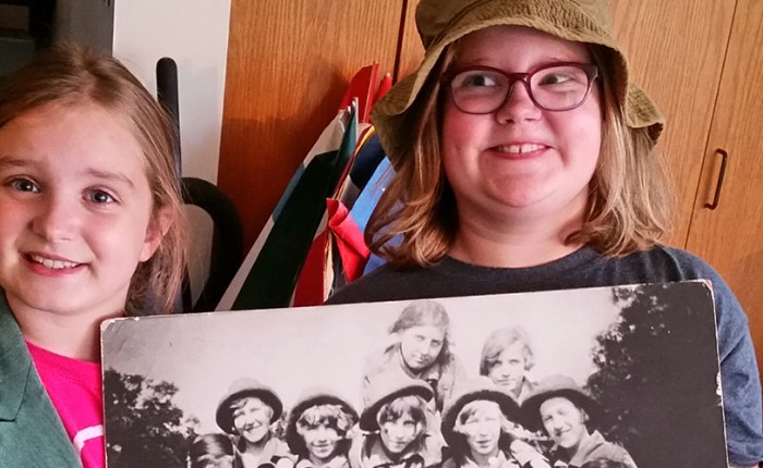 Girl Scouts: A Family Tradition