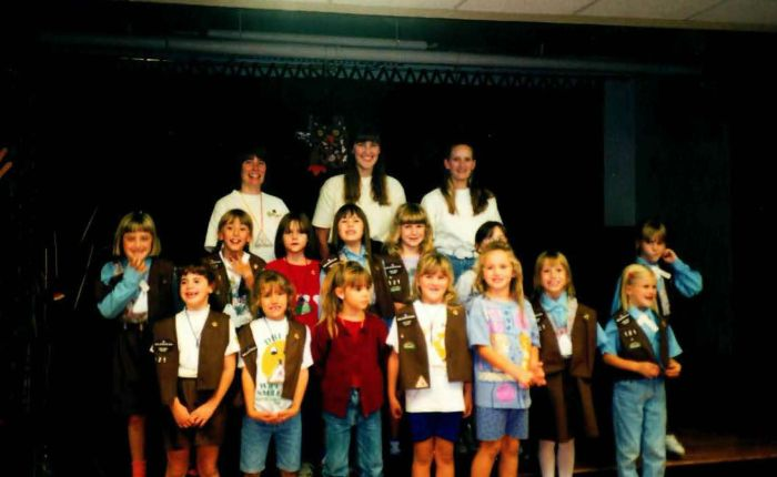 Why I'm Giving Back to Girl Scouts