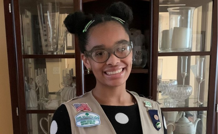 Girl Rep McKenzie inducted into Top Teens of America!