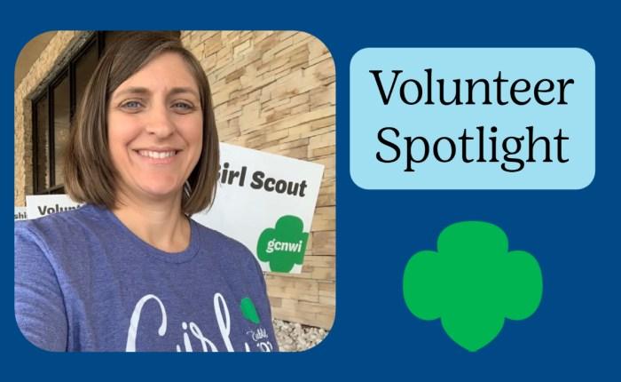 Volunteer Spotlight: Cyndee Timmerman!