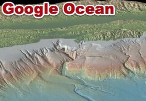 coming soon... Google Ocean