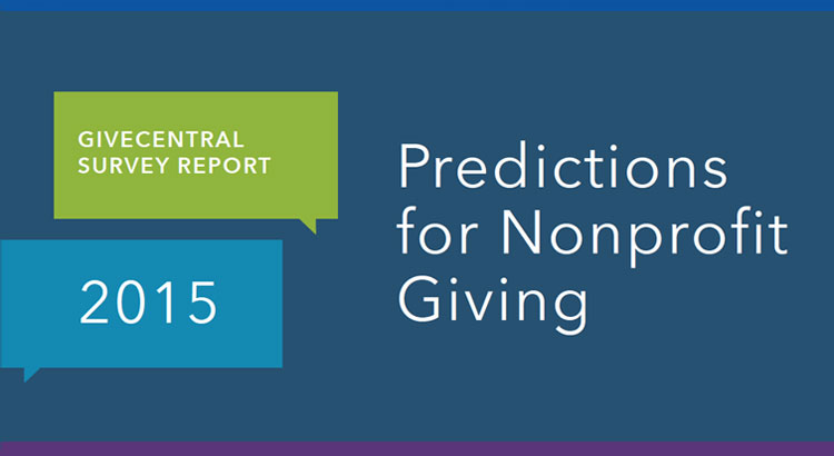 The Times, They are a Changin' – New Survey Report on Technology and Nonprofit Giving