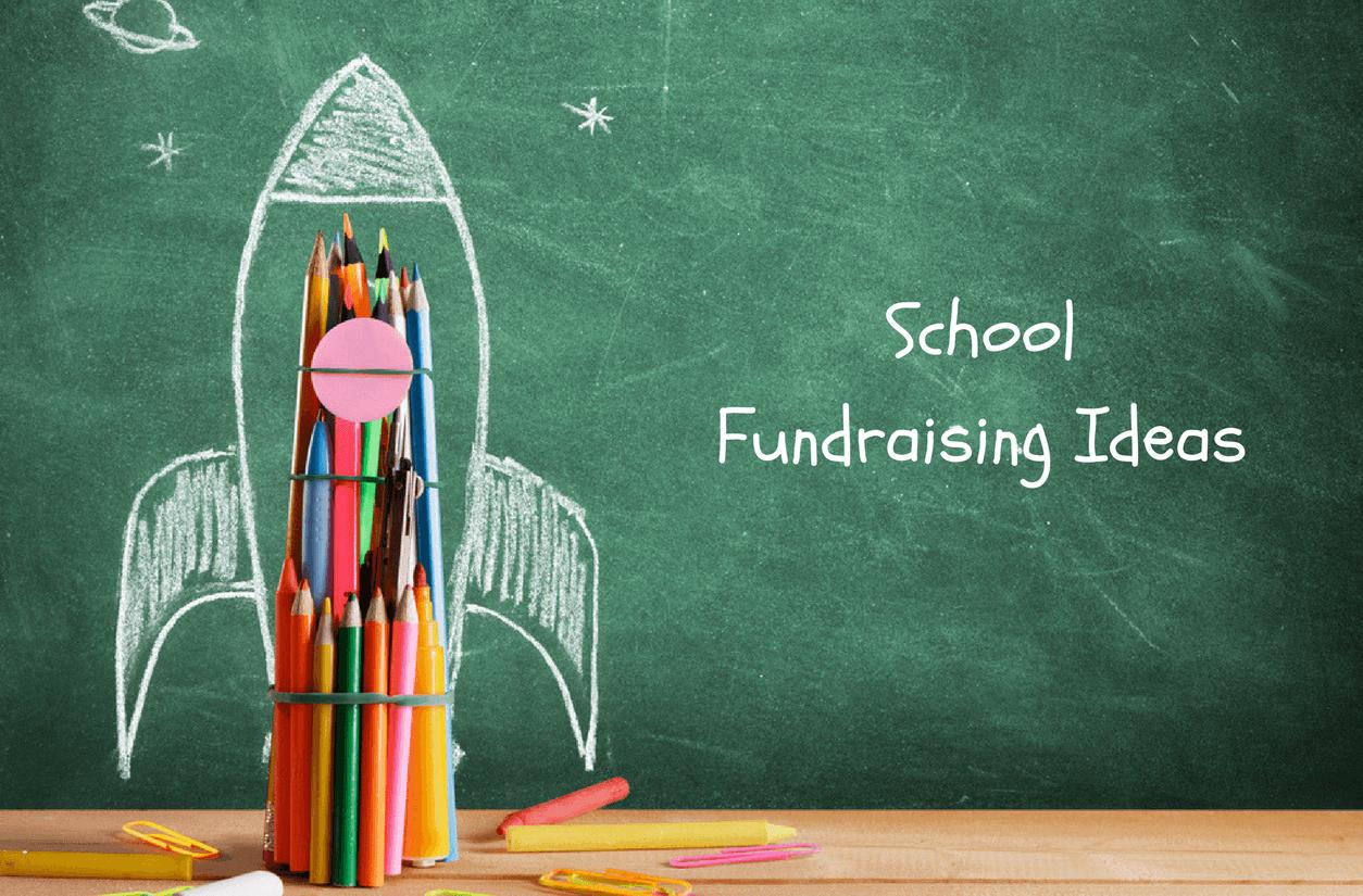 5 Great School Fundraising Ideas