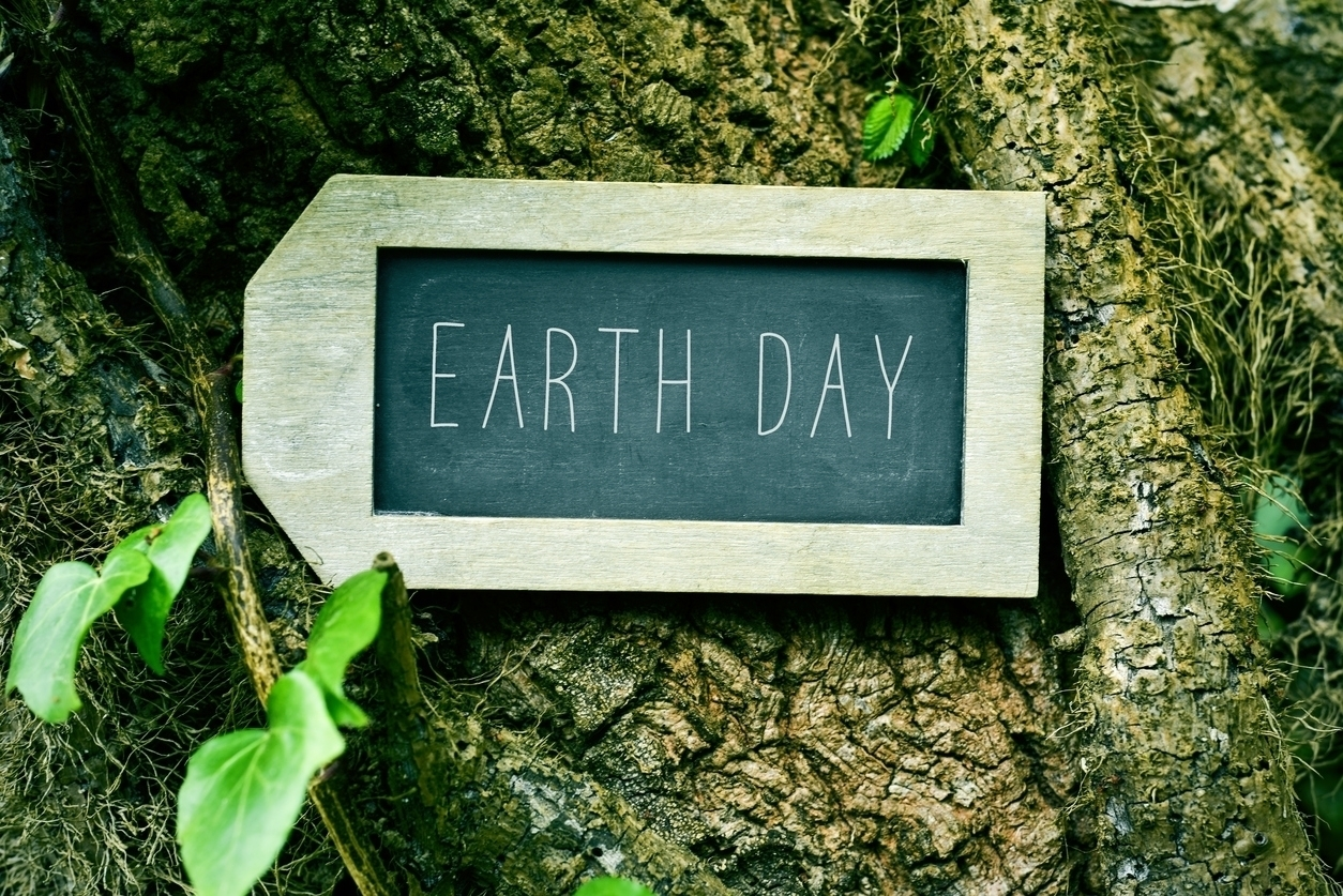 How does the Earth Day fit into your nonprofit calendar?