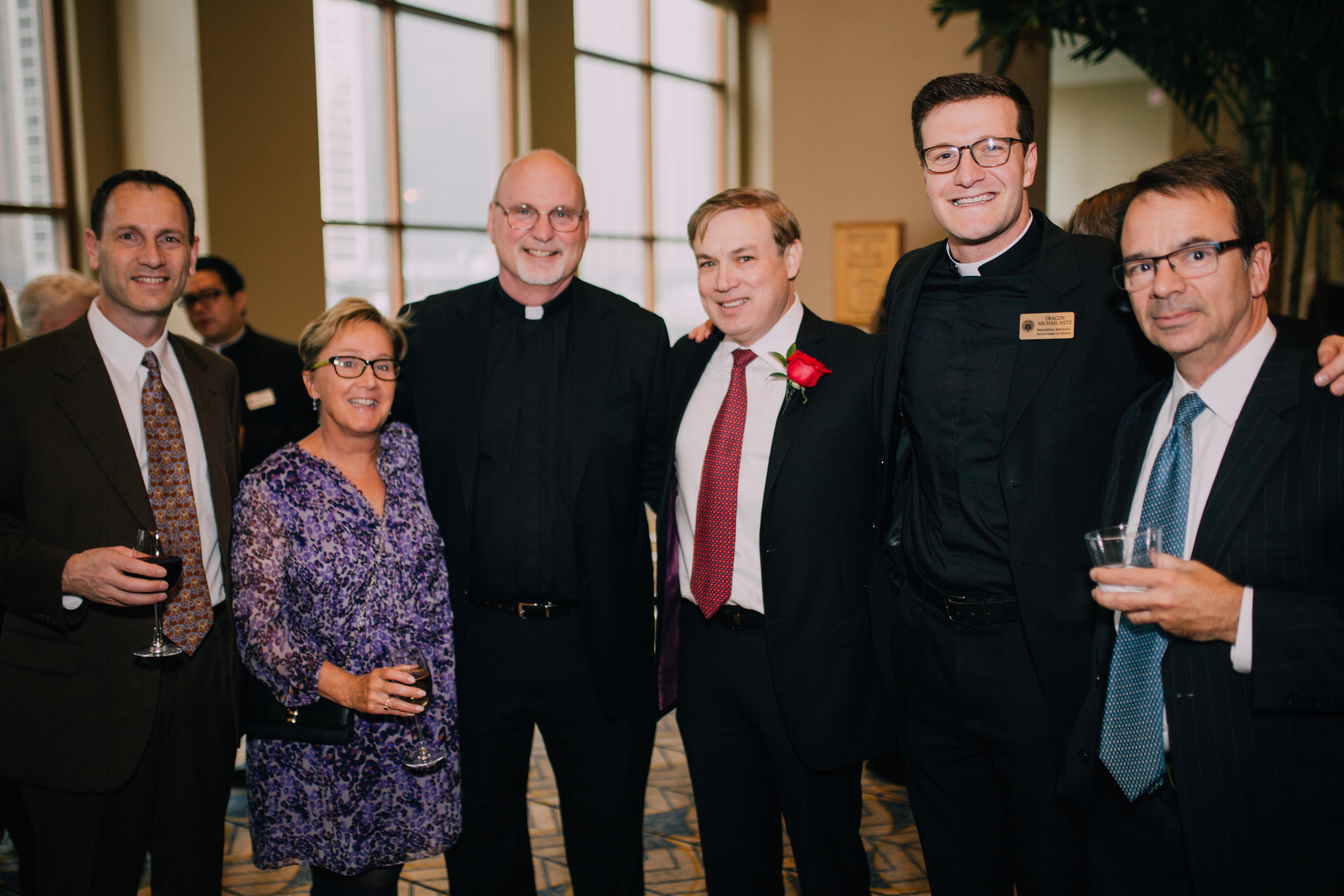 University saint mary of the lake raises over $40,000!