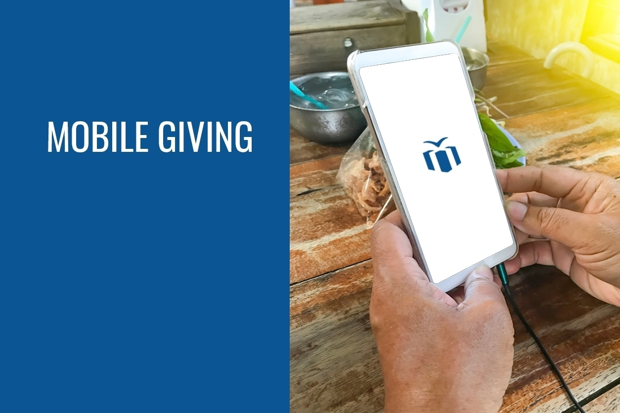 Essentials that every nonprofit must know about mobile giving
