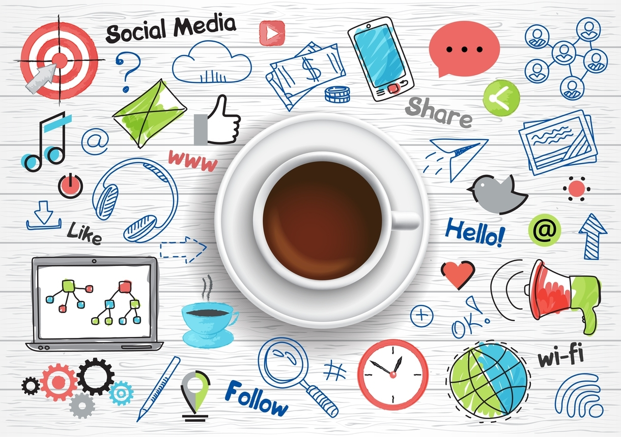 What are the benefits of social media for nonprofits?