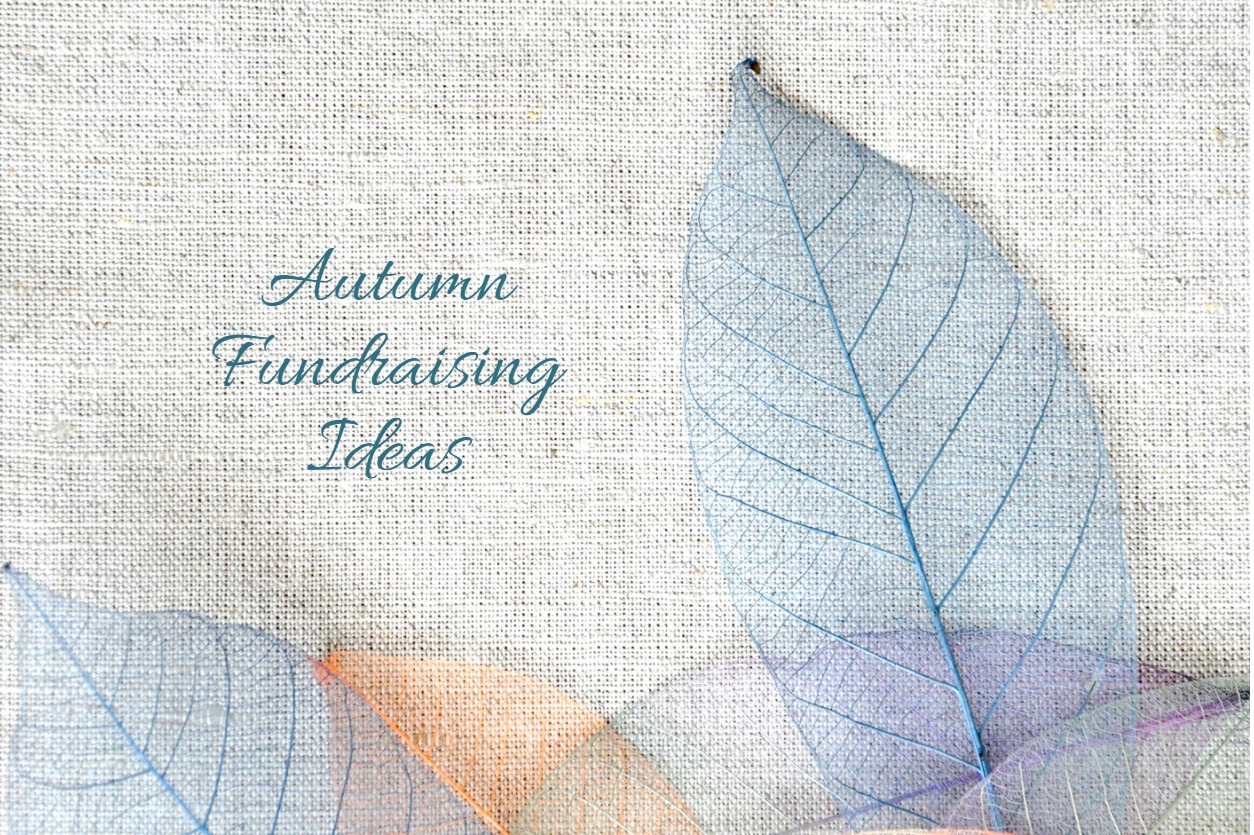 5 Creative autumn fundraising ideas