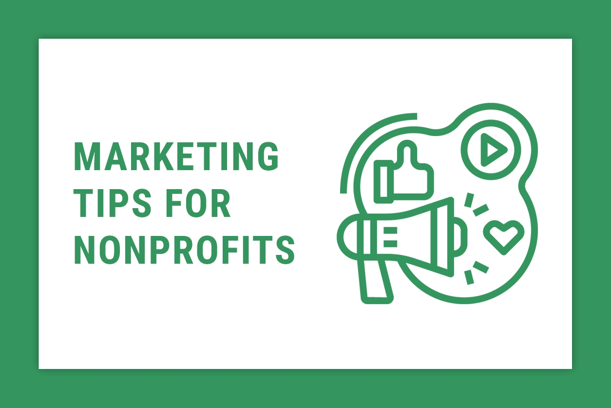 How could nonprofits up their marketing game?