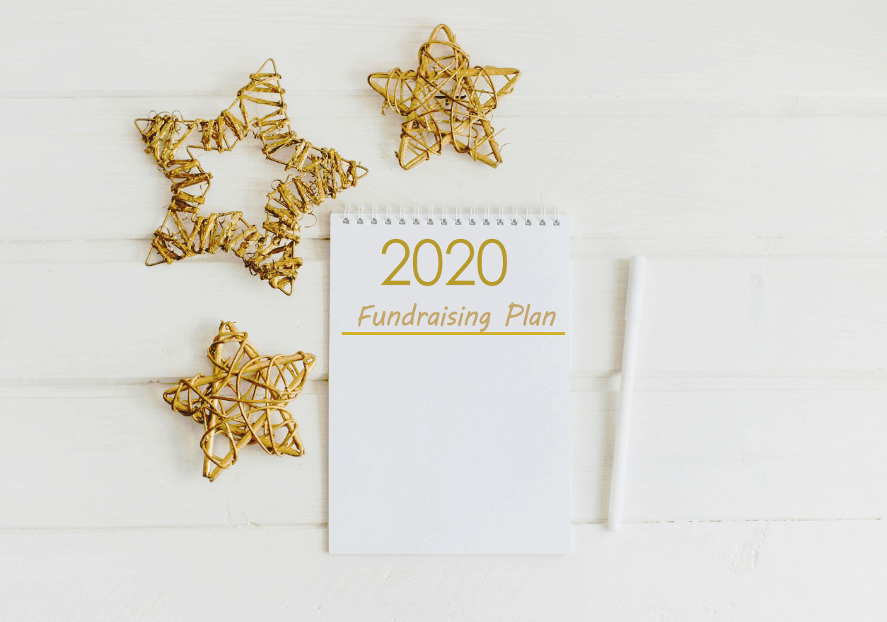 Annual nonprofit fundraising plan for the upcoming year