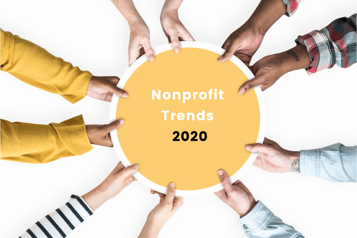 Nonprofit trends that will boost fundraising in 2020