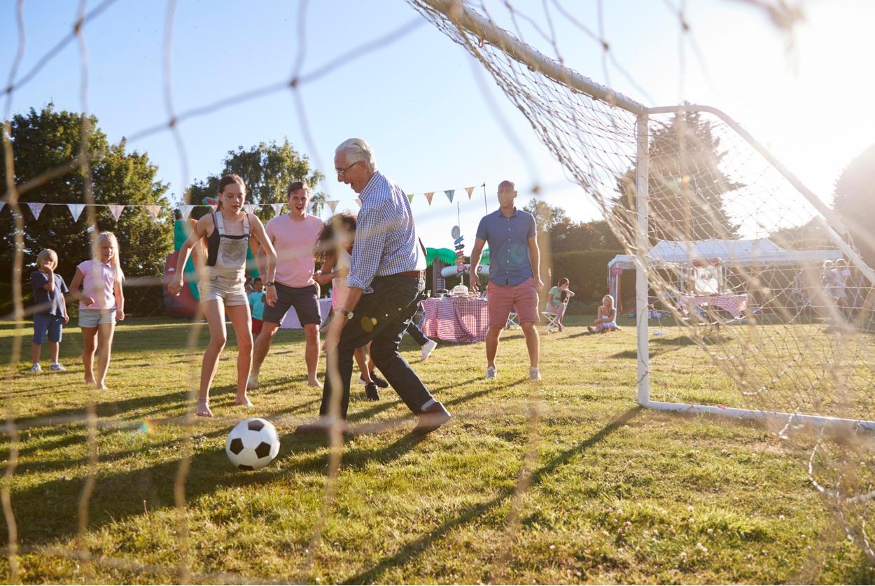 5 Creative sports fundraising ideas