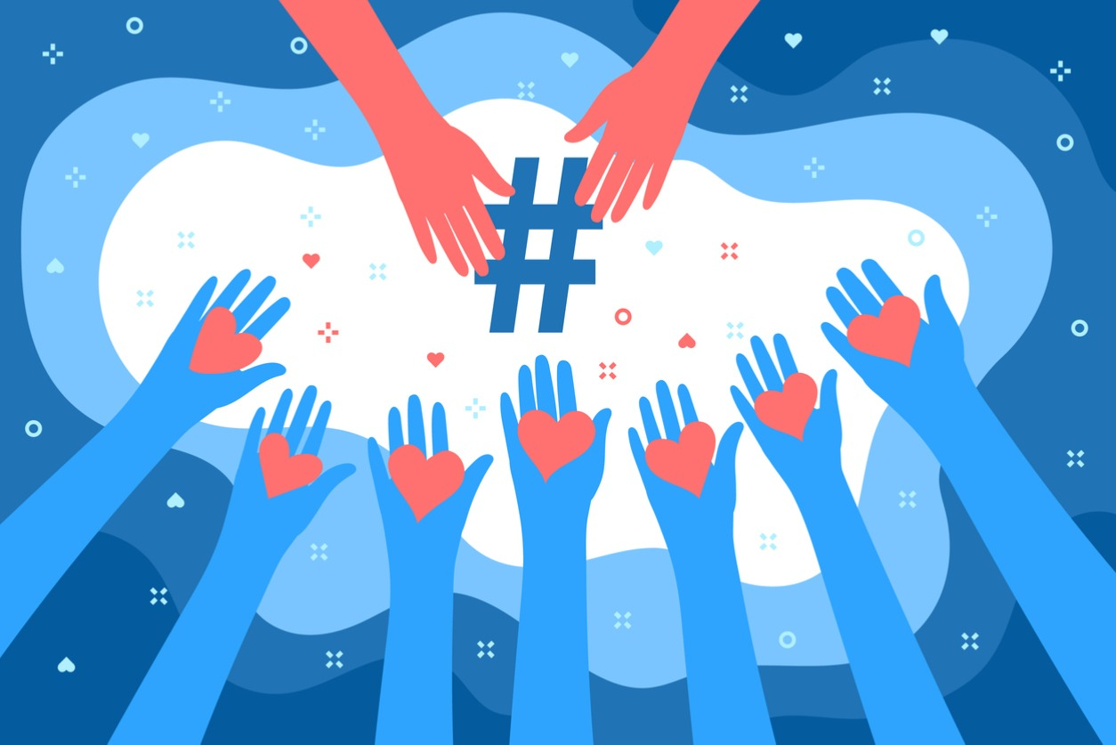 How to reach your nonprofit fundraising goals using social media