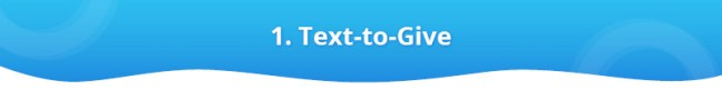 Text-to-give