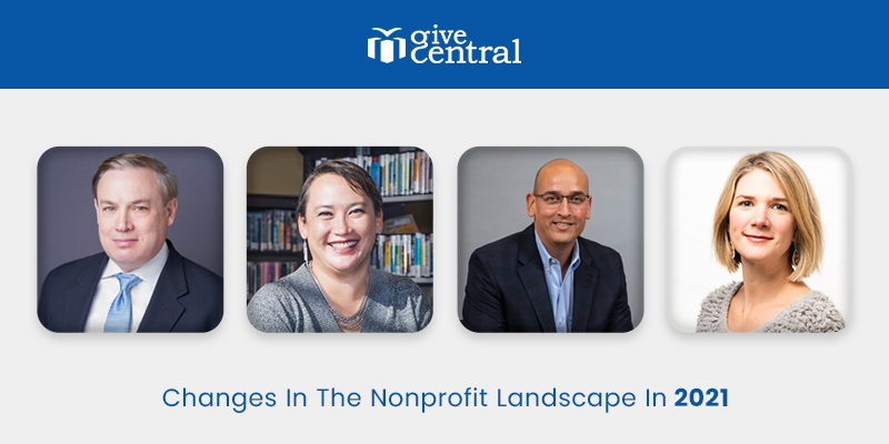 Changes in the Nonprofit Landscape in 2021