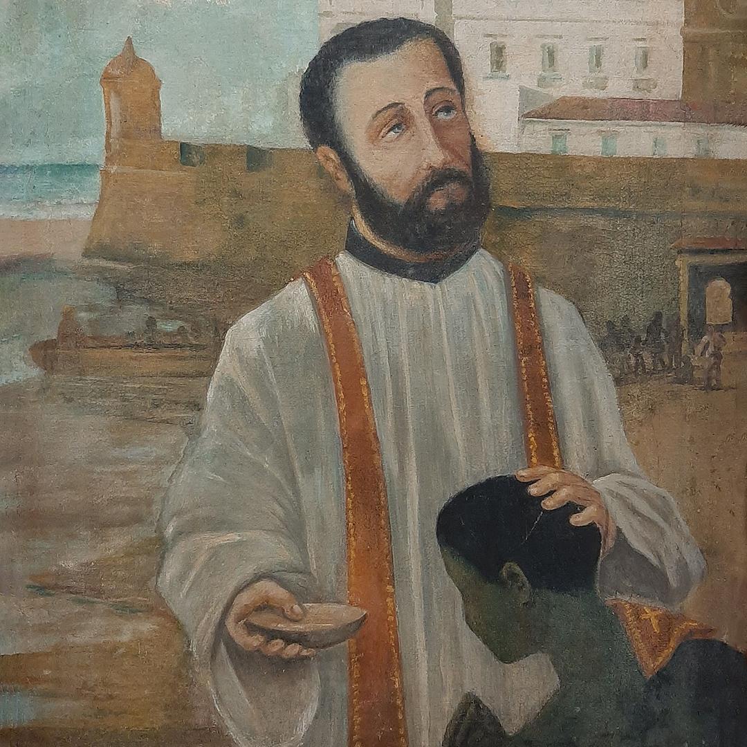 St. Peter Claver
