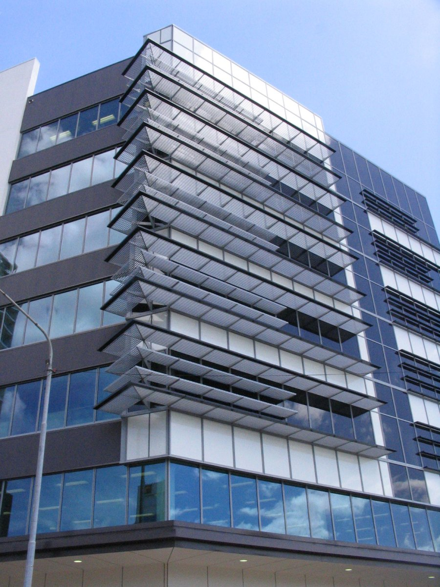 The New Bankwest Exterior