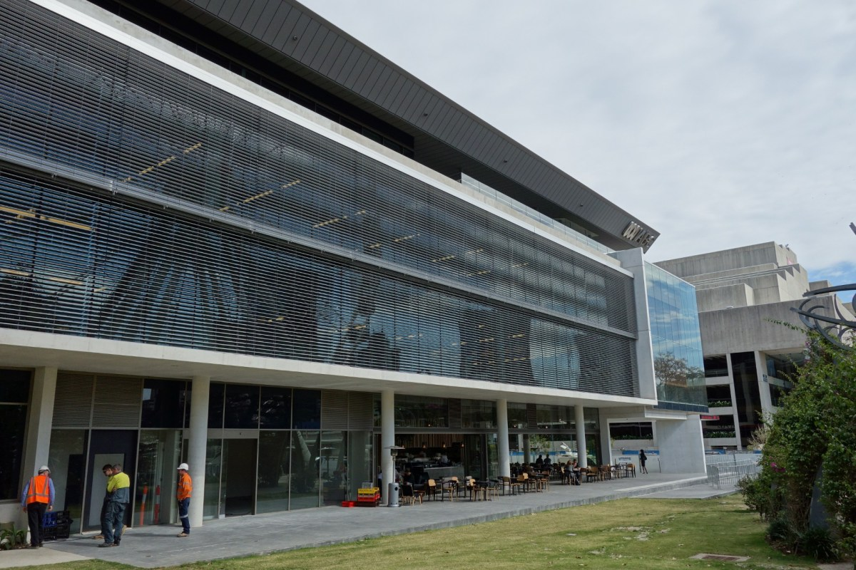 ABC Brisbane Headquarters