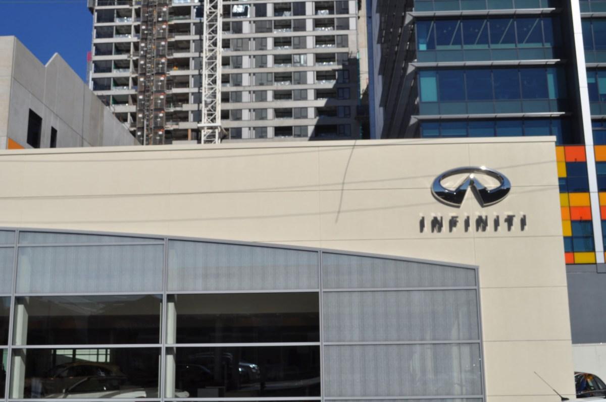 Nissan's Infiniti Brand
