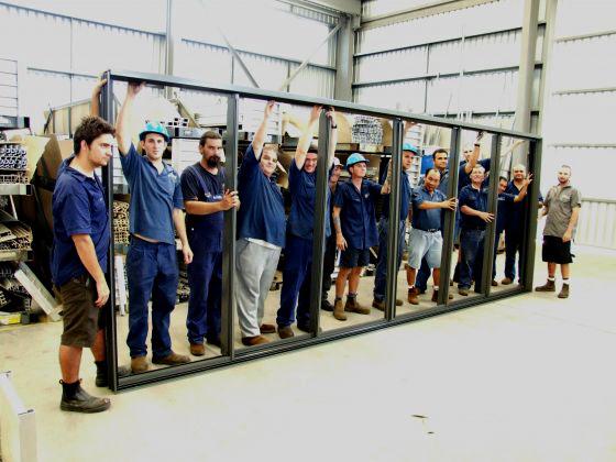 G.James Glass and Aluminium - KDC