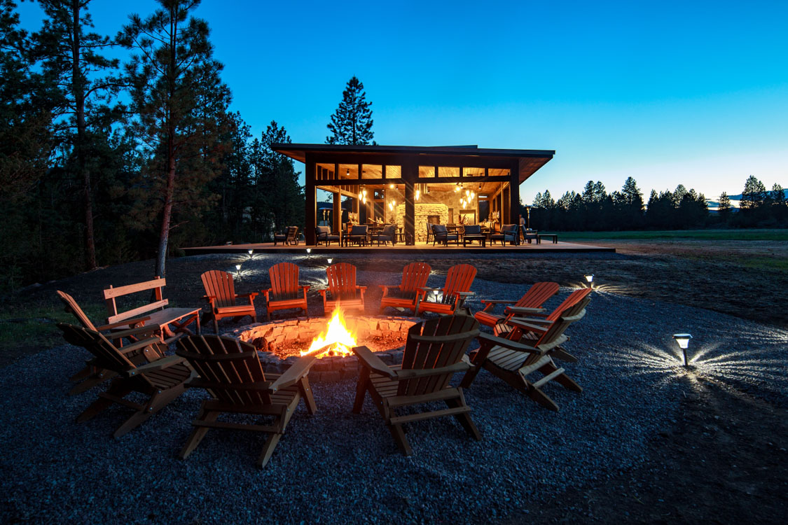 Go Glamping in Big Sky Country at Montana's The Resort at Paws Up