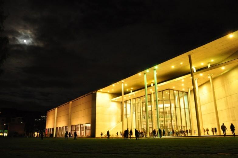 Museumsnacht Pinakothek der Moderne Foto © Maren Köhler, München