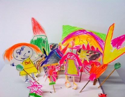 little ART Kinderprogramm