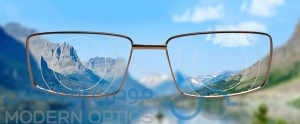 النظارات متعددة البؤر